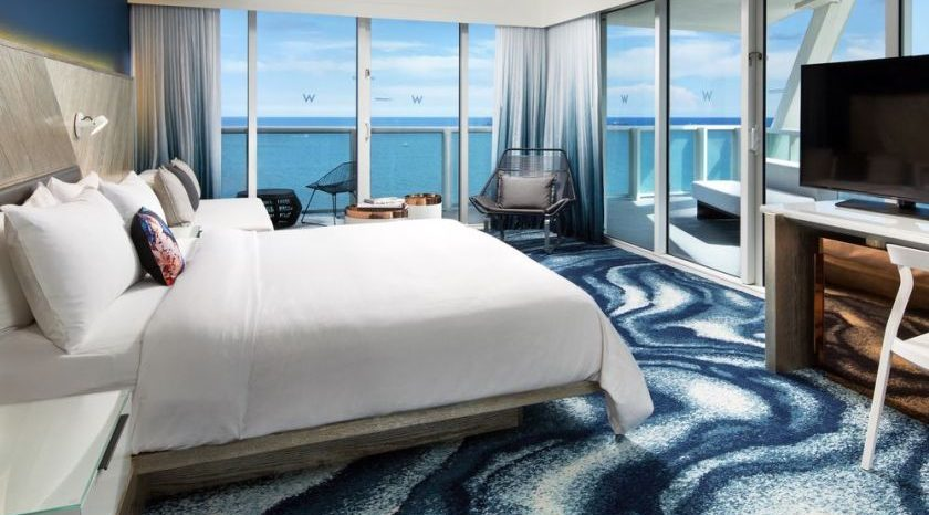 Hotel Intel W Fort Lauderdale Brightens Up The Beachfront